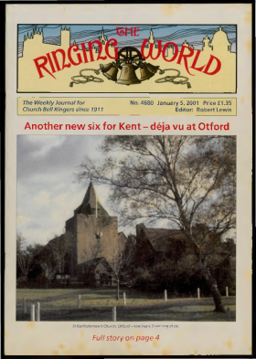 The Ringing World issue 4680