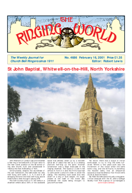 The Ringing World issue 4686