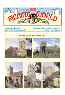 The Ringing World issue 4691