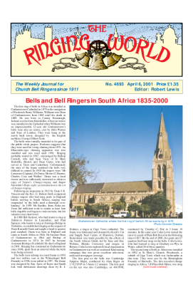 The Ringing World issue 4693
