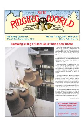 The Ringing World issue 4697