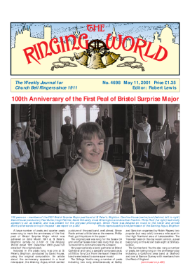 The Ringing World issue 4698