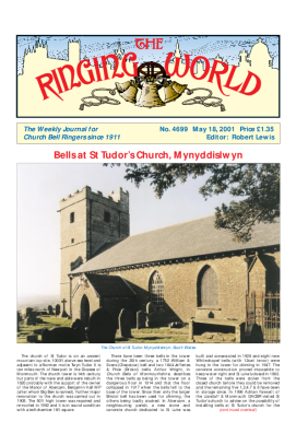 The Ringing World issue 4699
