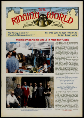 The Ringing World issue 4703