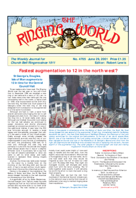 The Ringing World issue 4705