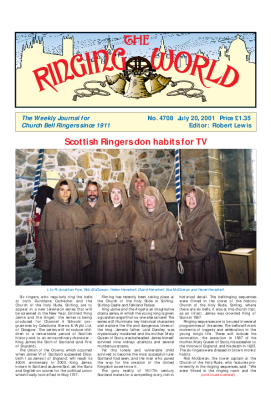 The Ringing World issue 4708