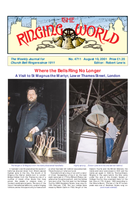 The Ringing World issue 4711