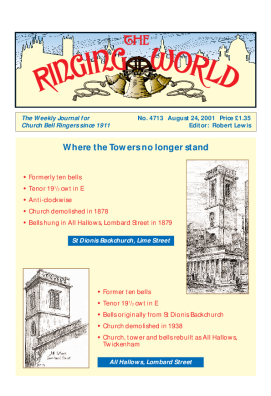 The Ringing World issue 4713