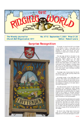 The Ringing World issue 4715