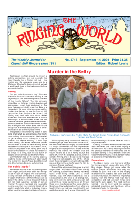 The Ringing World issue 4716