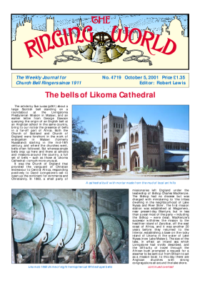 The Ringing World issue 4719