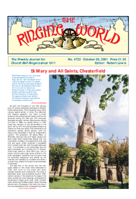 The Ringing World issue 4722