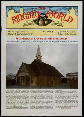 The Ringing World issue 4732