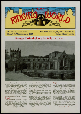 The Ringing World issue 4734