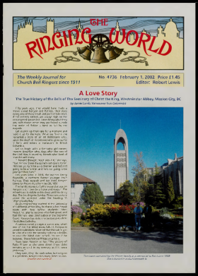 The Ringing World issue 4736