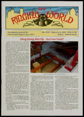 The Ringing World issue 4737