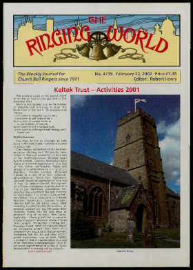 The Ringing World issue 4739