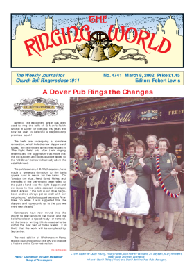 The Ringing World issue 4741