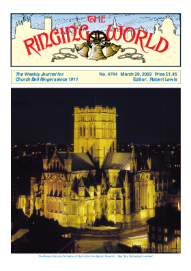 The Ringing World issue 4744