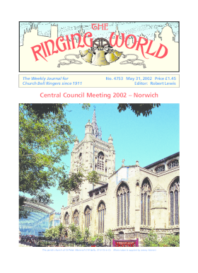 The Ringing World issue 4753