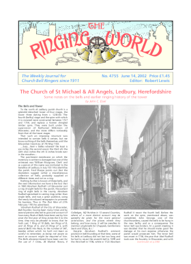 The Ringing World issue 4755