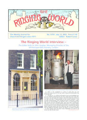 The Ringing World issue 4759