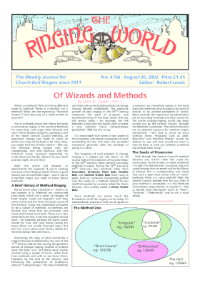 The Ringing World issue 4766
