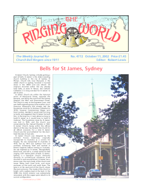 The Ringing World issue 4772