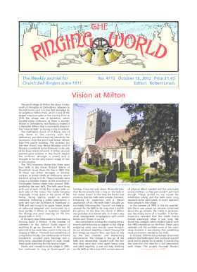 The Ringing World issue 4773