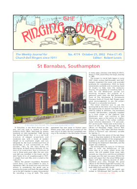 The Ringing World issue 4774