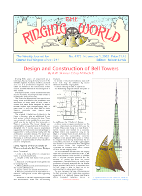 The Ringing World issue 4775