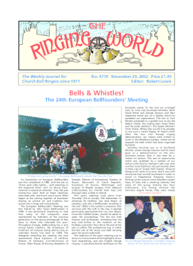 The Ringing World issue 4779