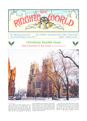 The Ringing World issue 4782