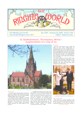 The Ringing World issue 4787