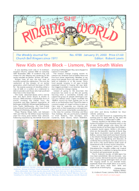 The Ringing World issue 4788