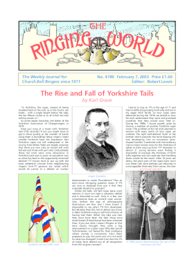 The Ringing World issue 4789