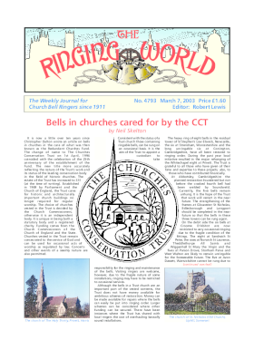 The Ringing World issue 4793