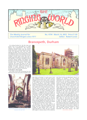 The Ringing World issue 4794
