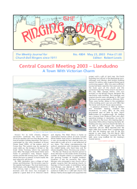 The Ringing World issue 4804