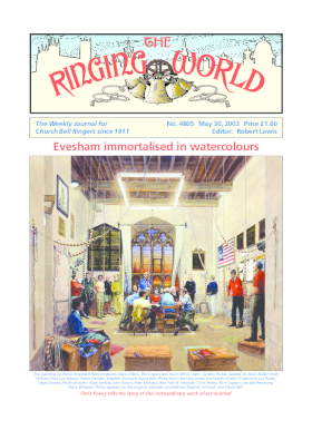 The Ringing World issue 4805