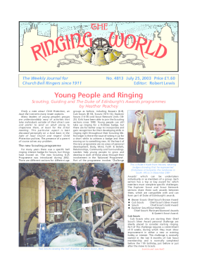 The Ringing World issue 4813