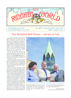 The Ringing World issue 4818