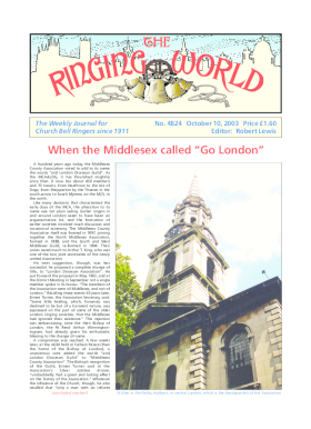 The Ringing World issue 4824