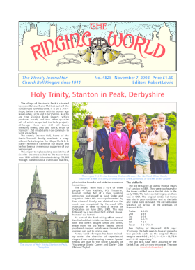 The Ringing World issue 4828