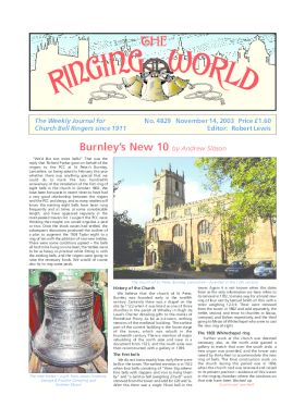 The Ringing World issue 4829