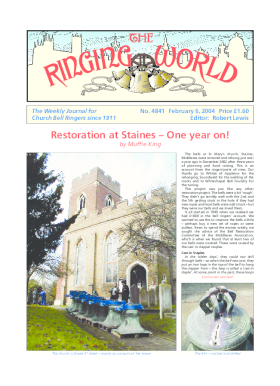 The Ringing World issue 4841