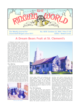 The Ringing World issue 4878