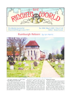 The Ringing World issue 4906