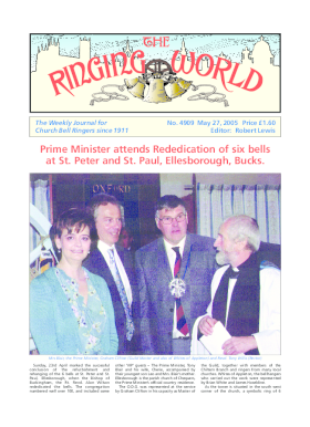 The Ringing World issue 4909