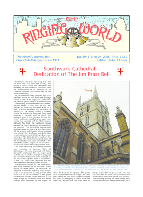 The Ringing World issue 4913